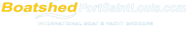 BoatshedPortSaintLouis.com - International Yacht Brokers