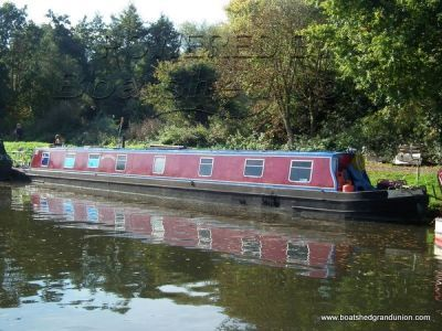 Narrowboat 70ft Cruiser Stern Large Accomodation