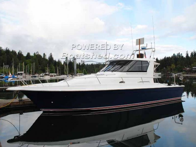 Eclipse 40 Sportfish Yacht For Sale 40 0 1997