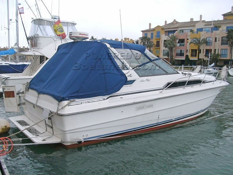 Sea Ray 3400 Express Cruiser