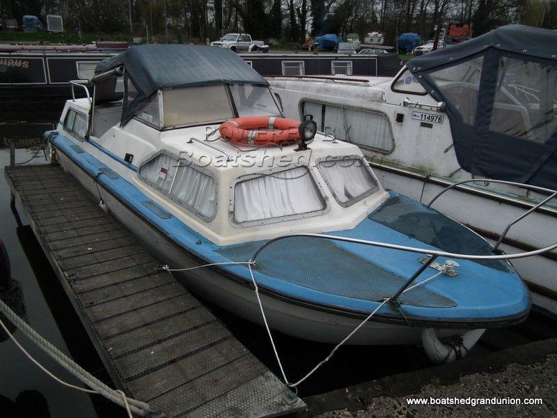 Norman 20 River Cruiser