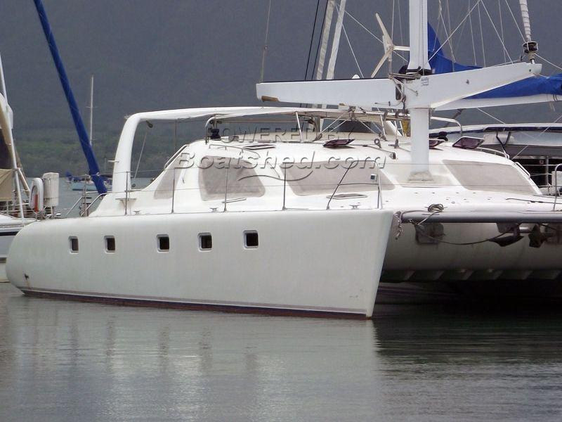 Image result for AeroRig catamarans