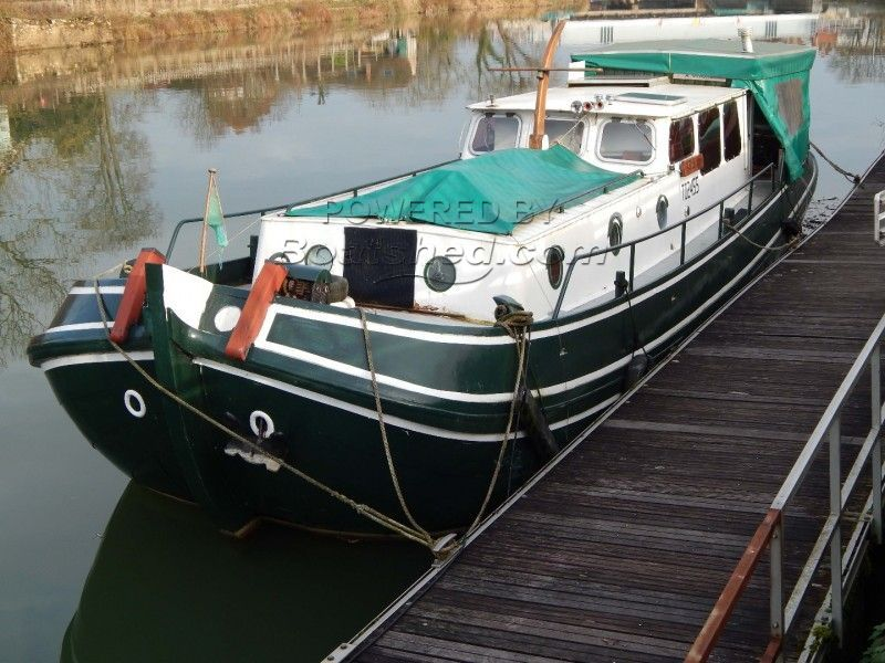 Dutch Tjalk Live Aboard/bateau Logement