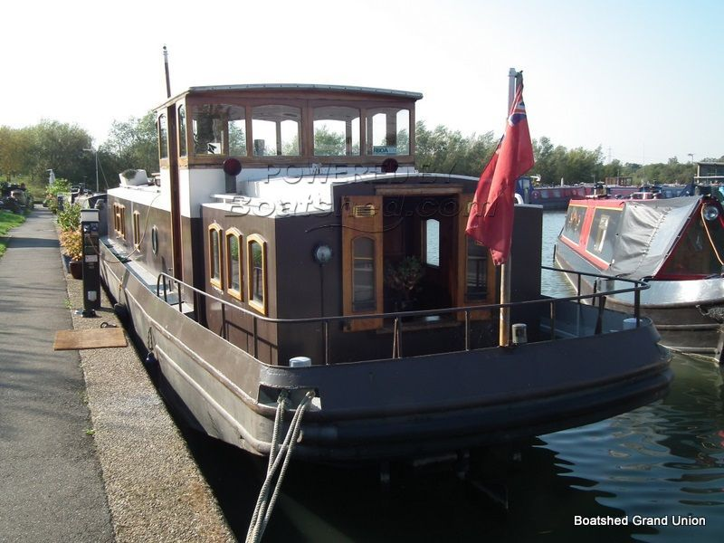 Replica Dutch Barge 50ft Live-aboard,