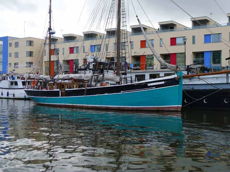 Wooden Ketch Danish For Sale 1830m 1925