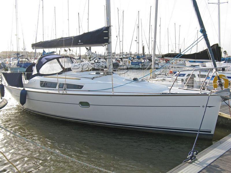 Jeanneau Sun Odyssey 32i Lift Keel For Sale 9 58m 2006