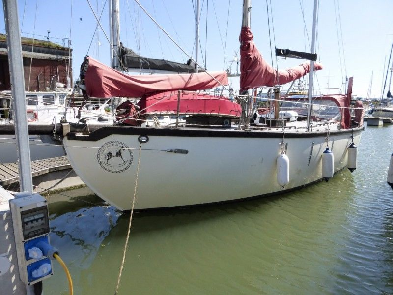 Custom Bluewater Cruiser Colin Archer Type
