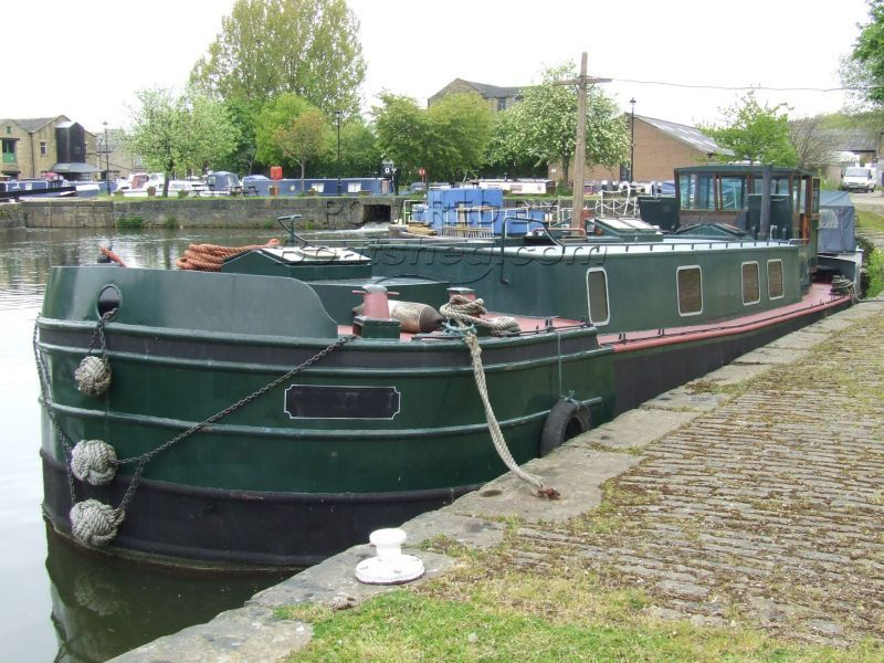 Canal Barge 50 For Sale, 15 24m, 1958