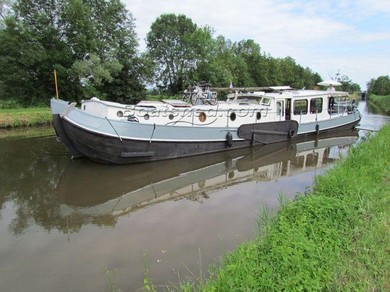 Dutch Tjalk