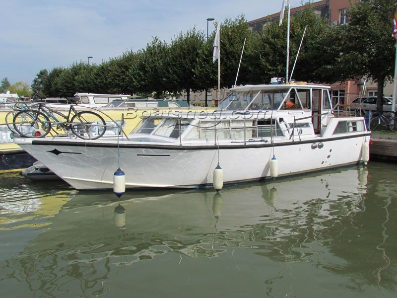 Moonraker 36 Softrider For Sale, 12 17m, 1970