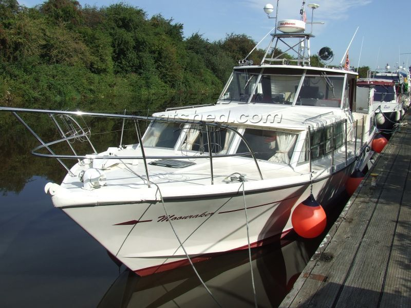 Moonraker 36 Softrider For Sale, 11 58m, 1975