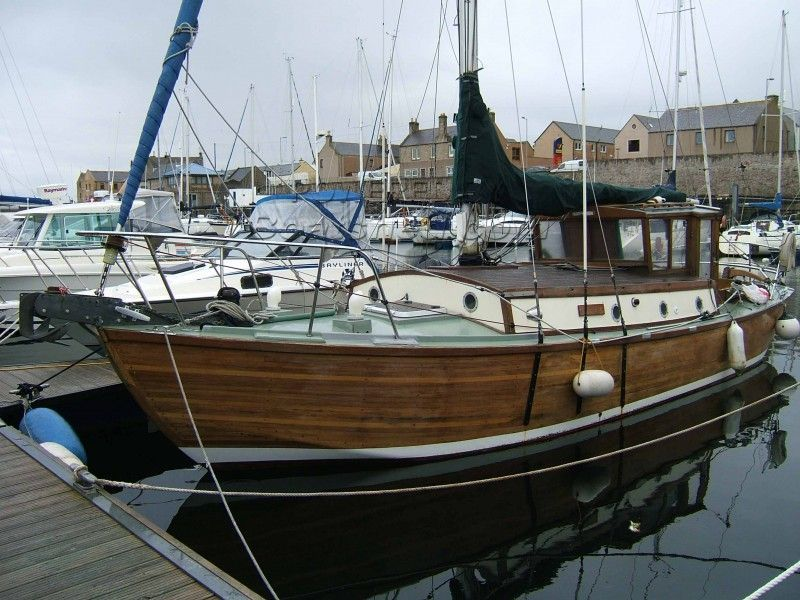 Maurice Griffiths Waterwitch 30