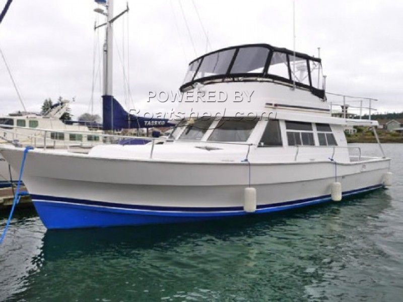 Mainship 350/390 Trawler For Sale, 39'0