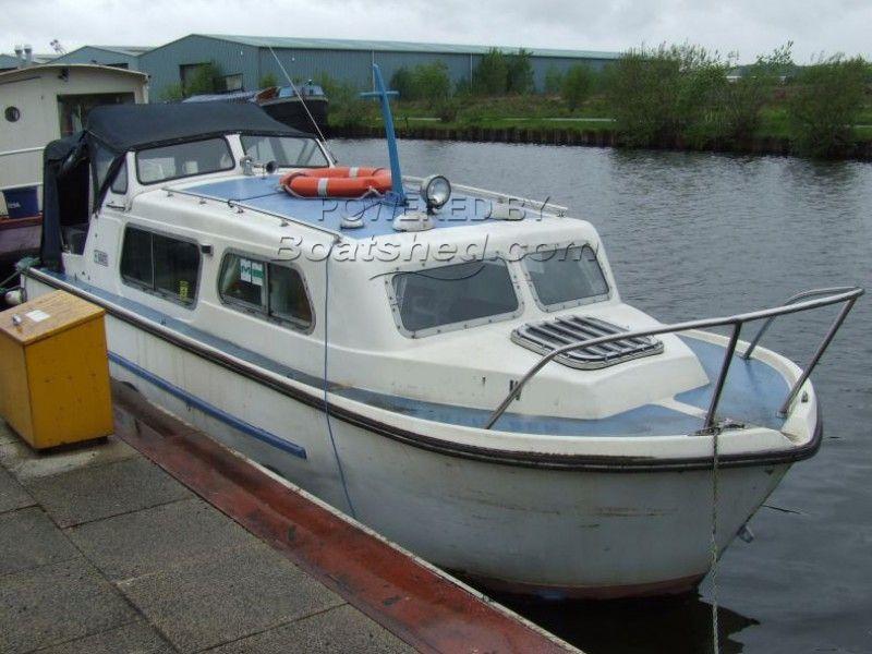 Norman 23 Cabin Cruiser