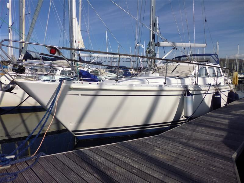 Nauticat 321 Pilothouse