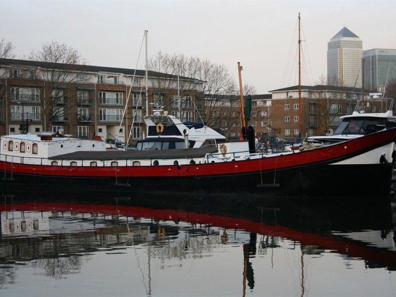 Dutch Klipper Barge 25 Metre