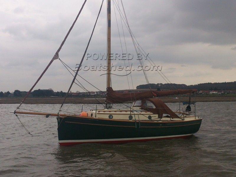 Norfolk Smuggler 25