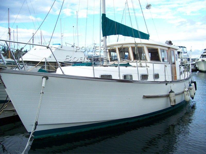 Comfort  38 Motor Sailor