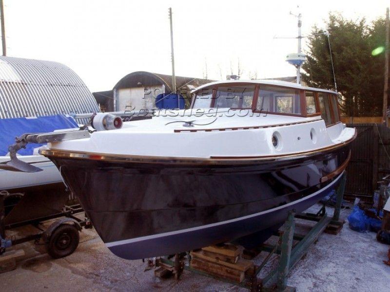 GRP 28ft Motor Sailer