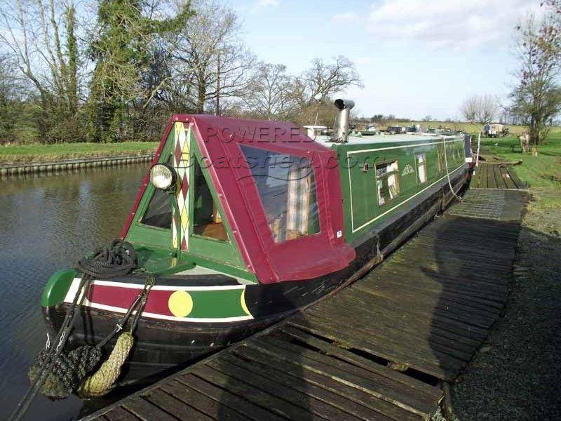 Narrowboat 60ft Semi Trad