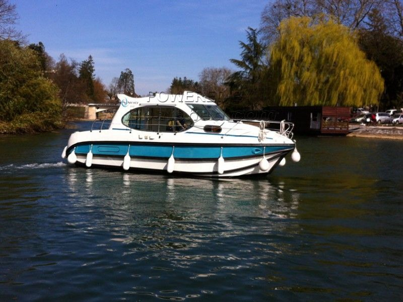 Nicols Estivale Duo Canal And River Cruiser