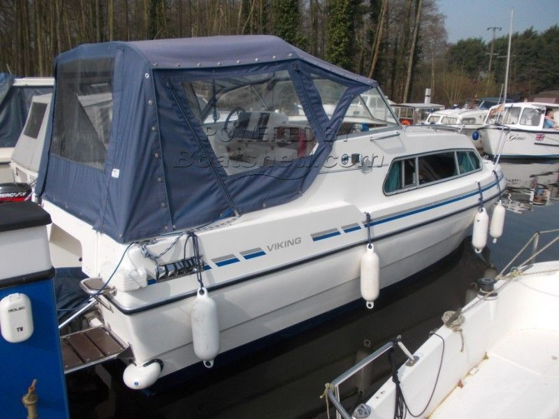 Viking 22 For Sale, 6 71m, 1994