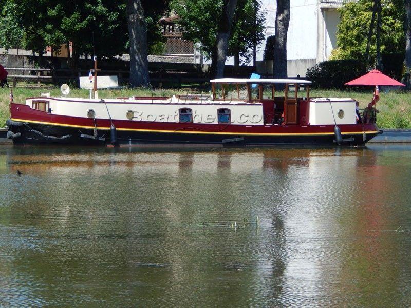 Sagar Marine Mini Luxe Live Aboard Dutch Barge Replica