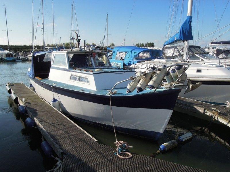 Fishing Boat 25 Ft