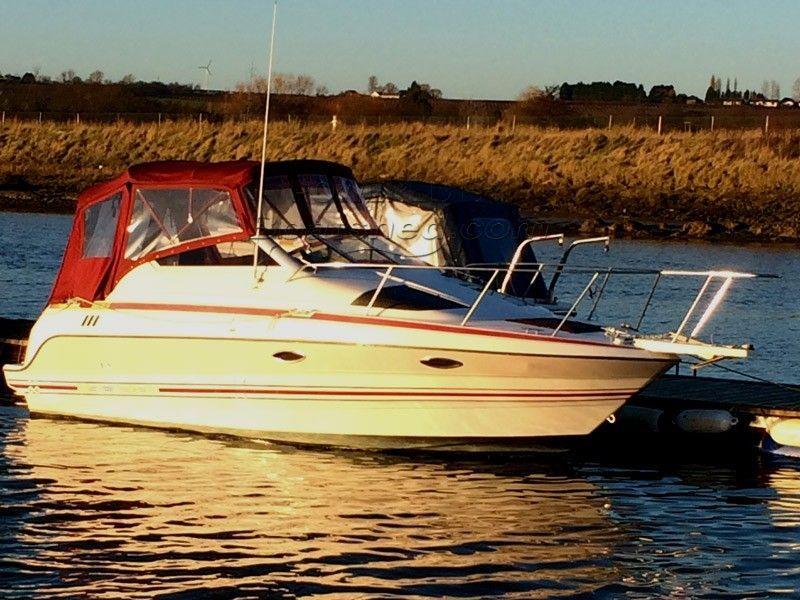 Maxum 2300 SCR For Sale 1992