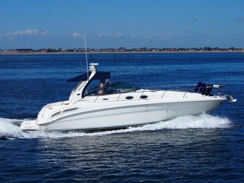Sea Ray 395 DA Sundancer