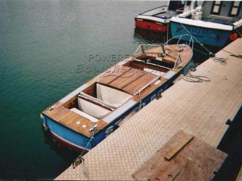 Gerald Pearn Speedboat 26ft