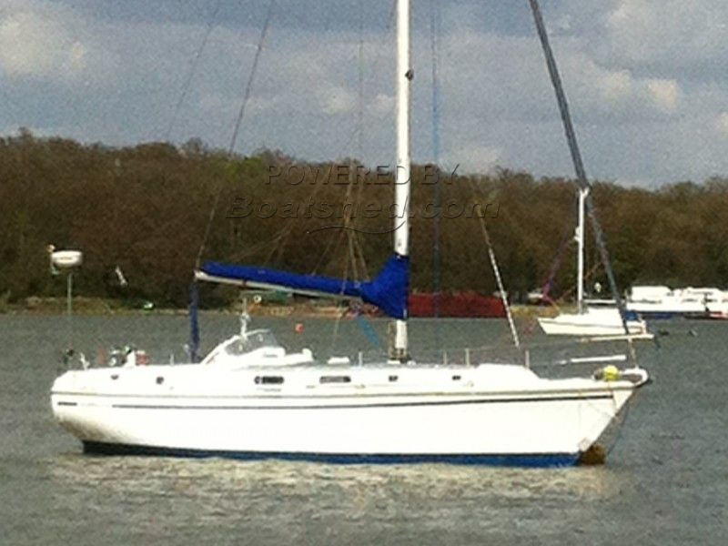Westerly Conway 36 MKII