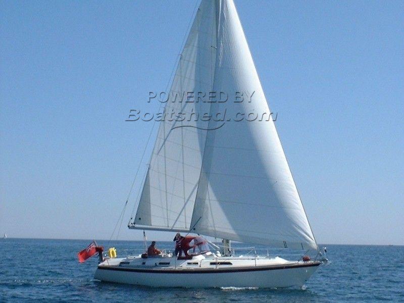 Westerly Oceanlord 41 Mk II
