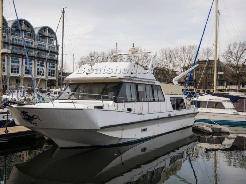 Converted Trawler 49ft Custom Yacht