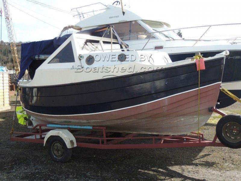 Norfolk Crab Boat