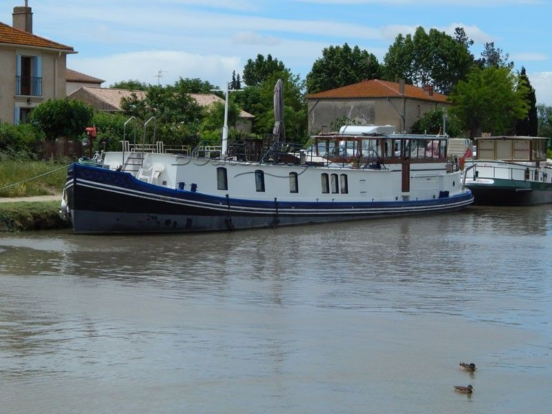 Dutch Barge 22M Luxemotor