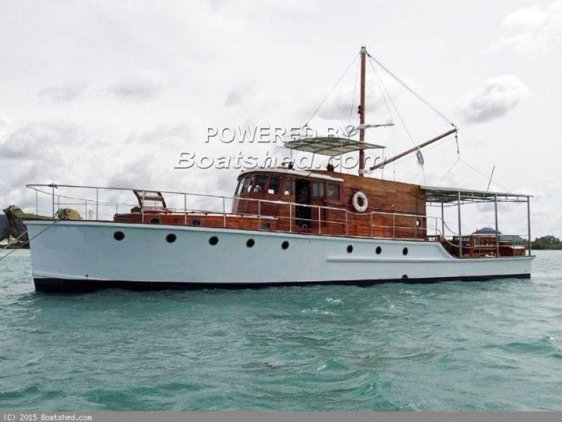 British Powerboat Company Gentleman's M/Y
