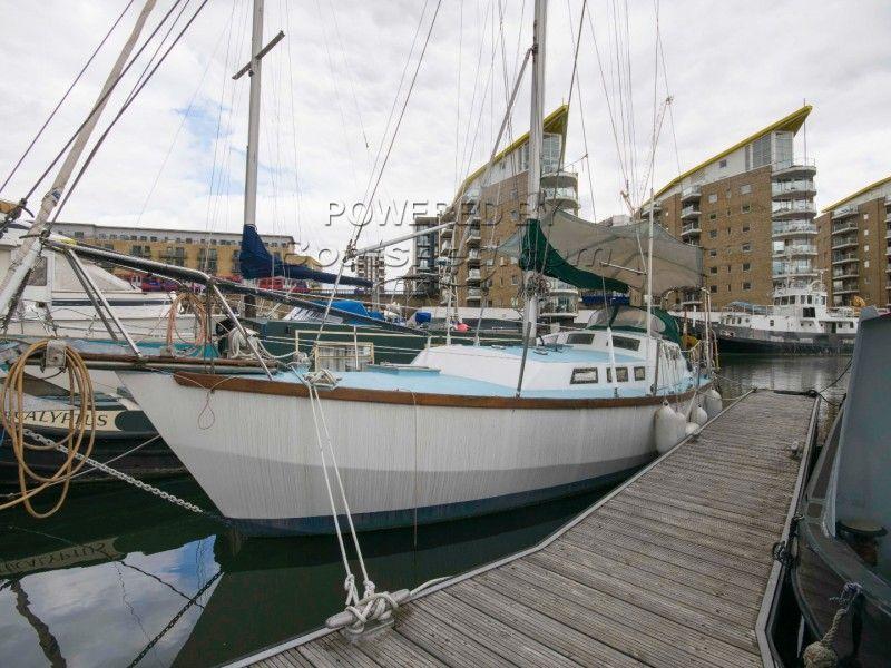 Steel Yacht 33ft Liveaboard