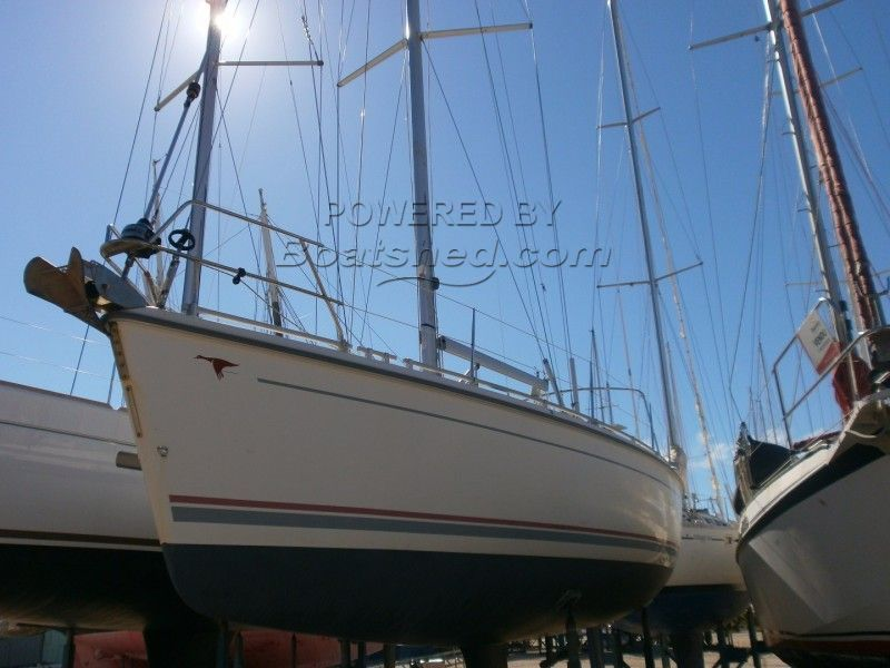 Etap 37 S Imbuya Sloop Rigged Sailing Cruiser