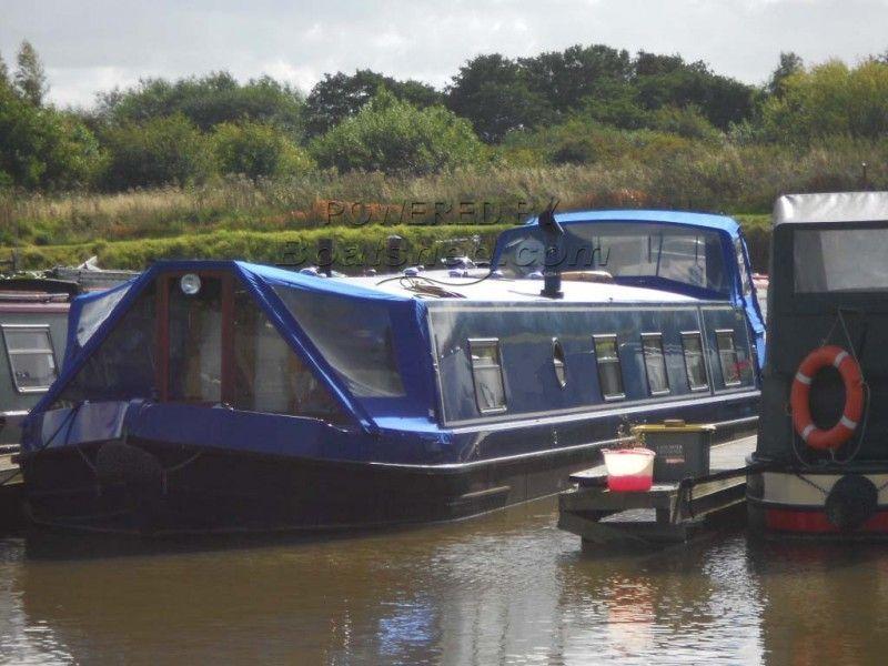 Wide Beam Aqualine Cantebury 60ft X 11ft