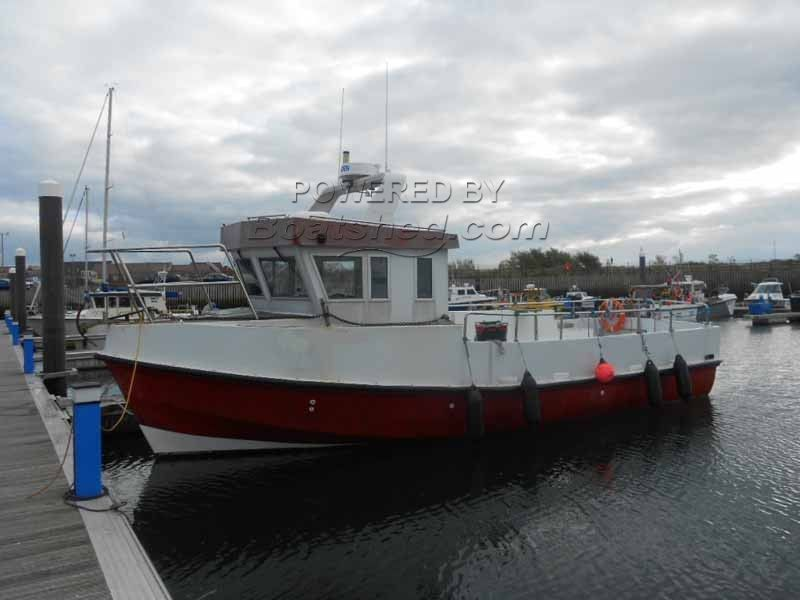Neptune 35 Fisherman Ideal Business Opportunity