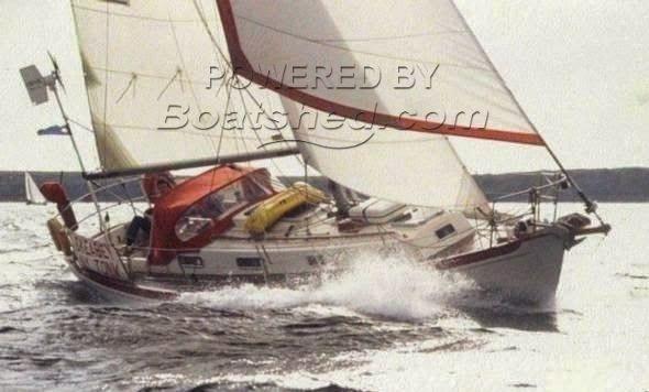Victoria 34 Cutter