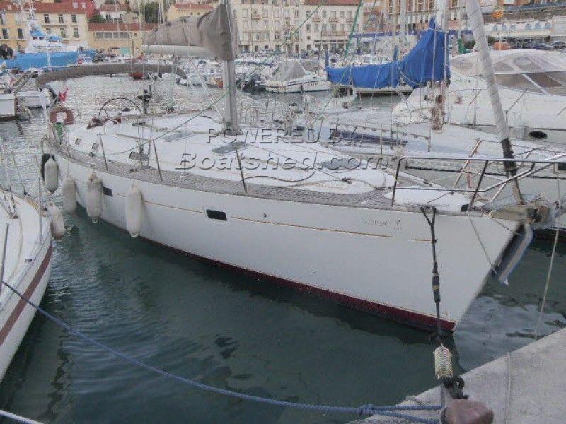 Beneteau Oceanis 411 Ocean Cruiser 2 Cabin Layout