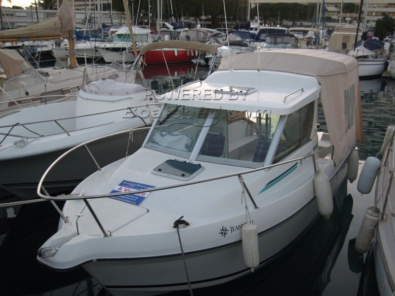 Jeanneau Merry Fisher 610