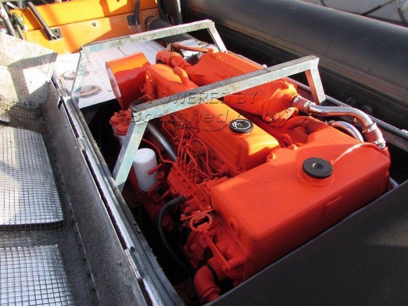 Humber 8.5m Jet Drive