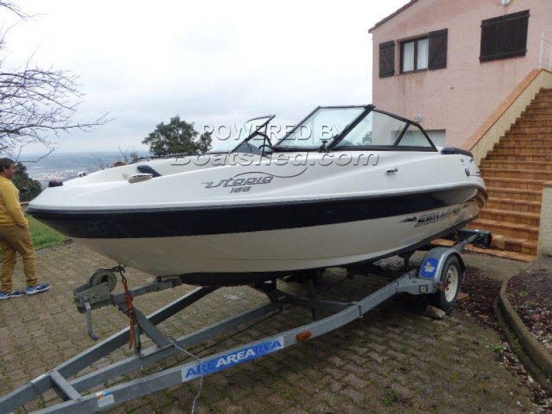 Sea-Doo Utopia 185 Jet Boat