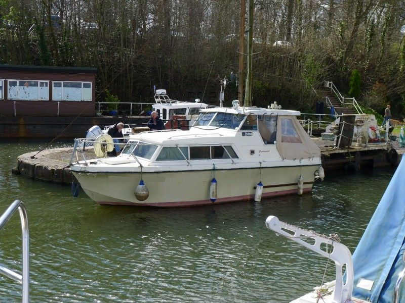 Birchwood 22 Inland Cruiser