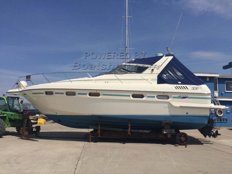 Sealine 365 Sports Cruiser Triple Engined Model