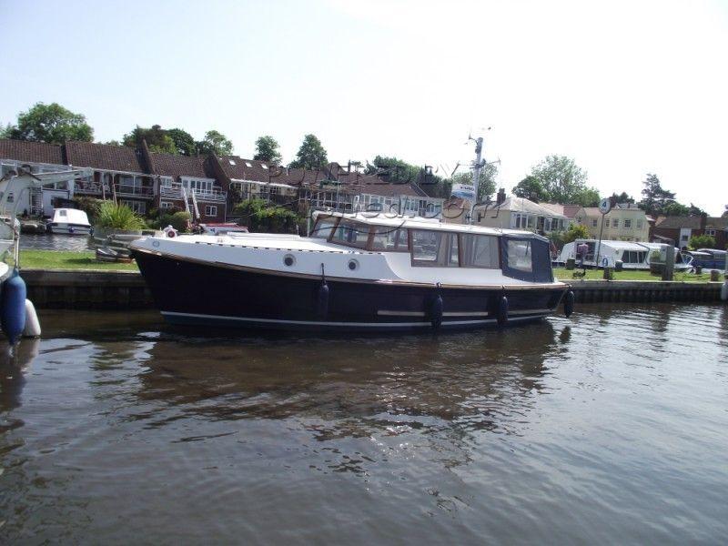 GRP Broads Cruiser
