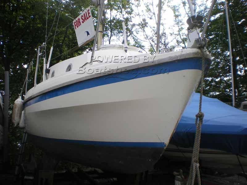 Westerly Pageant For Sale, 7 04m, unknown year
